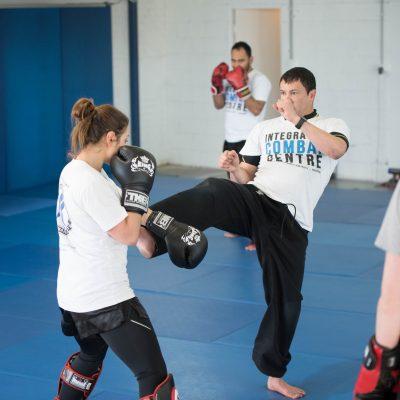 Kickboxing Lugarno