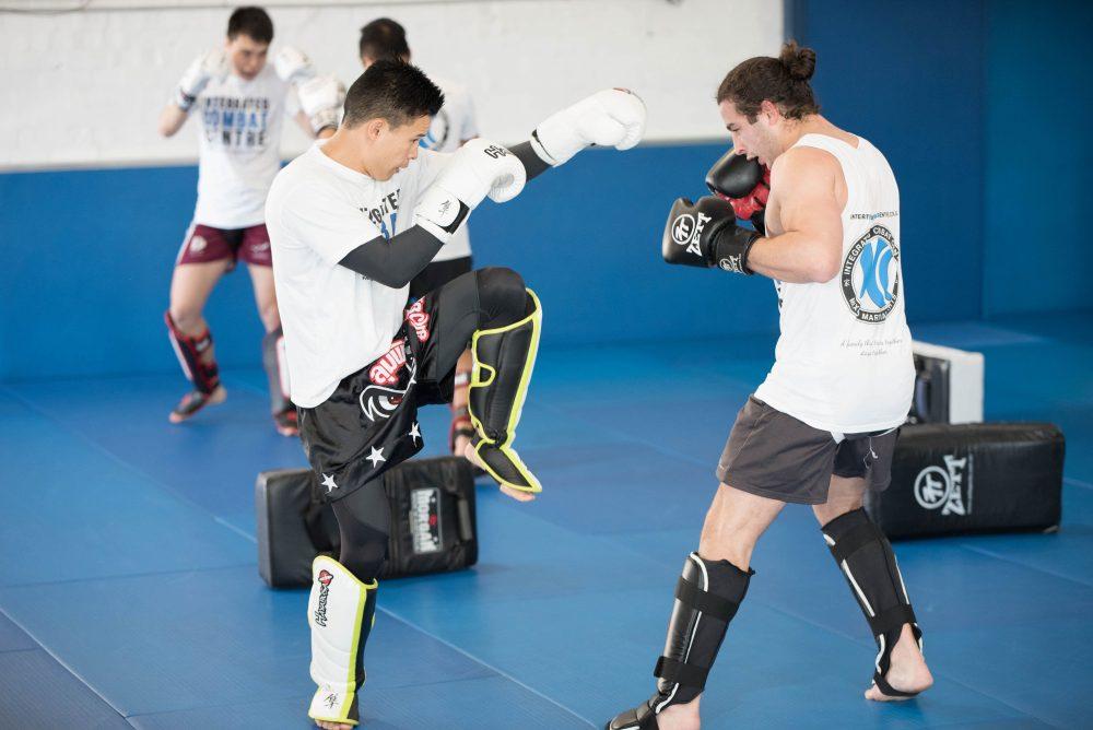 Kickboxing padstow