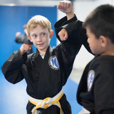 Kids Karate Training