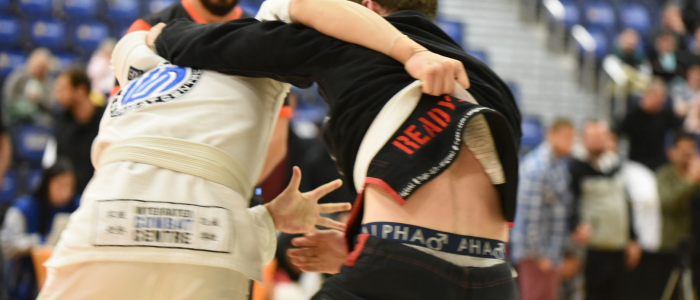 Injuries in BJJ competition